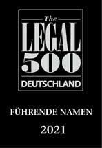 The Legal 500 Deutschland Führende Namen